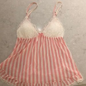 Never worn Victoria Secret cami
